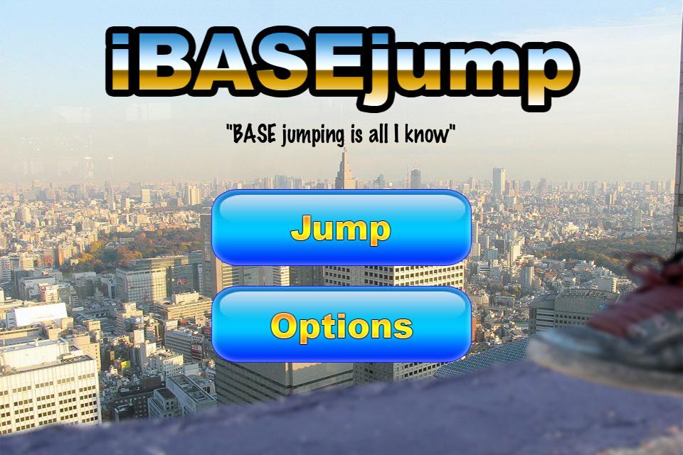 Screenshot iBASEjump